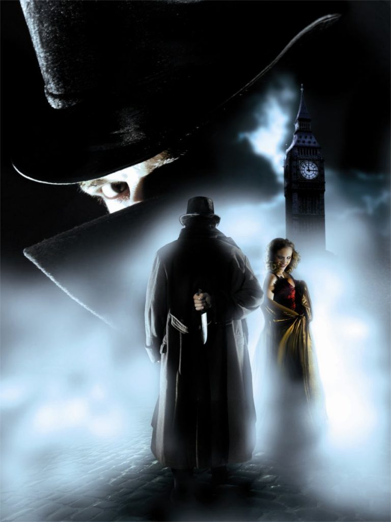 "30. Januar 2021 Gruseldinner ""Jack the Ripper"""